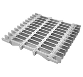 Hygiene First Slip Resistant Grating