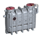 Above-Ground Grease Separators