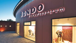 RONDO: Shopping Centre, Rendsburg
