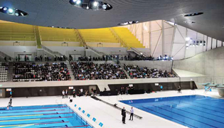 London 2012 Olympics Aquatics Centre