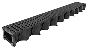 Marvelous HexDrain Drainage Channel For Domestic Applications
