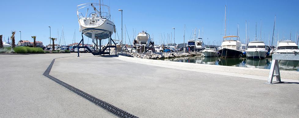 Ports & Docks Drainage