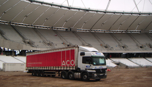 ACO supported the Olympic build by meeting diverse and complex drainage requirements across many Olympic venues.