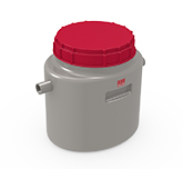 Mobile Grease Separators